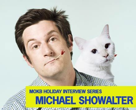 Michael Showalter Interview